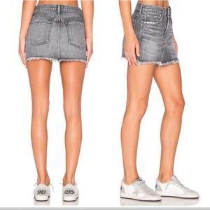 AGOLDE Jeanette Mini Skirt East Village 23